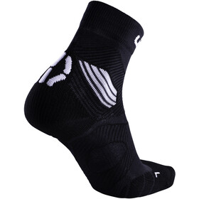 UYN Run Trail Challenge Chaussettes Homme, black/white